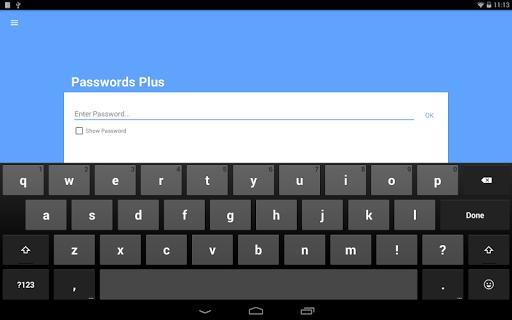 Passwords Plus Password Mgr screenshot 8
