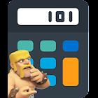 Calculator for CR icon