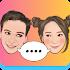 MojiPop - GIF Sticker Keyboard (WaStickerApps)
