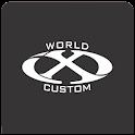WorldXCustom icon