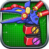 Steel Dino Toy : Tanystropheus