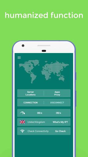 Free VPN - Unblock & Fast Hotspot Security Proxy 3.1.0 screenshots 2