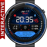 Hyperspace Watch Face 1.2.7 Icon