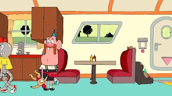 Uncle Grandpa Ate My Homework / Uncle Grandpa for a Day