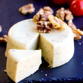 Herbed Soft Cashew Cheese [Vegan]