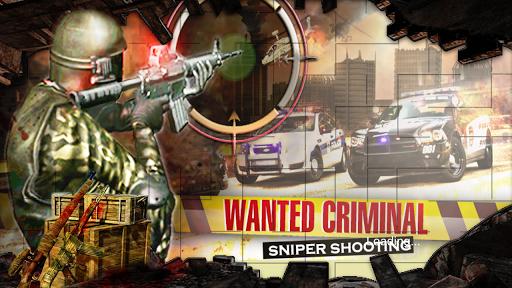 Wanted Criminal: Police Sniper