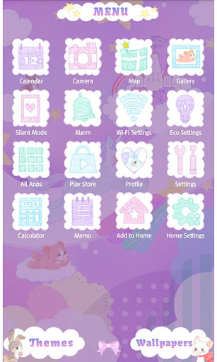 Cute Theme-Unicorn Fantasy- 1.0.0 Windows u7528 2