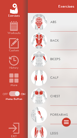 Fitness & Bodybuilding 1.6 screenshot 392050