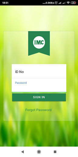 IMC Business Application screenshot 1