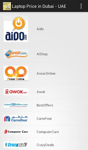 Laptop Price in Dubai - UAE