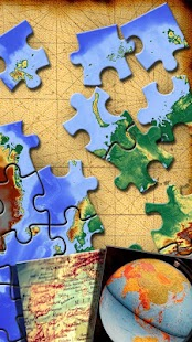 World map jigsaw world map jigsaw puzzle android apps on google play gumiabroncs Image collections
