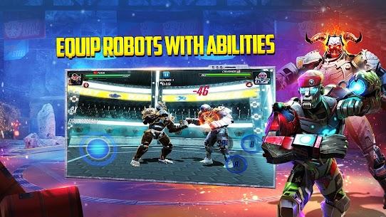 World Robot Boxing 2 Apk Mod Poder Infinito 4