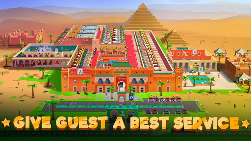 Hotel Empire Tycoon - Idle Game Manager Simulator apktreat screenshots 1