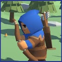 3D Low Poly Knights icon