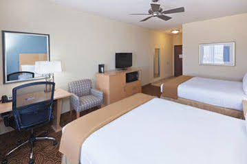 HOLIDAY INN EXPRESS and SUITES LUBBOCK SOUTHWEST