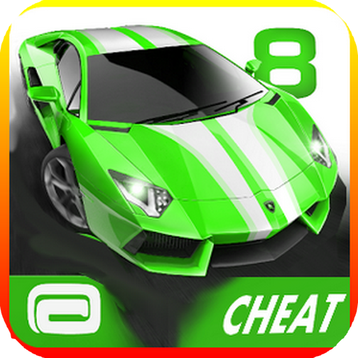 CHEAT ASPHALT 8 - prank