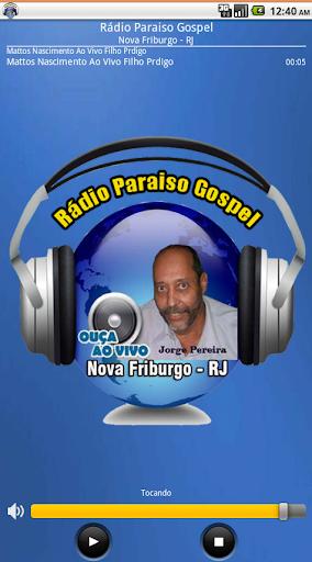 Rádio Paraiso Gospel