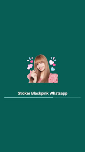 Sticker Blackpink for Whatsapp - náhled