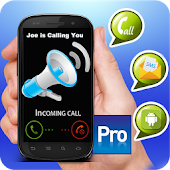 Automatic Incoming Caller, SMS & App Announcer