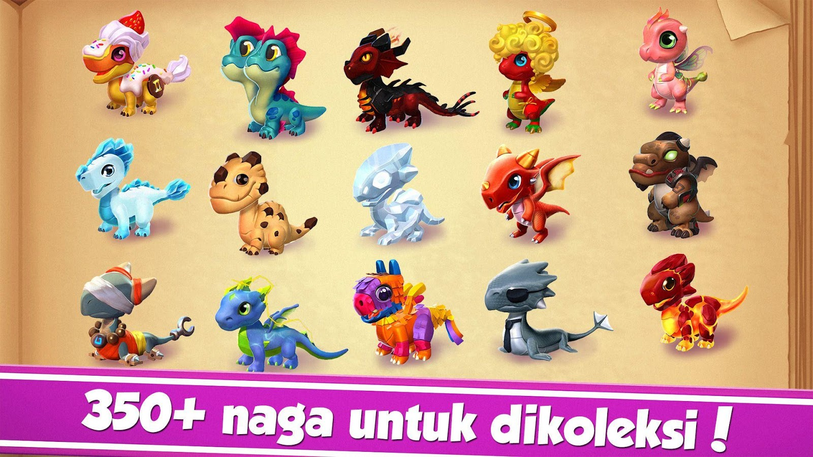 Dragon Mania Legends Apl Android Di Google Play