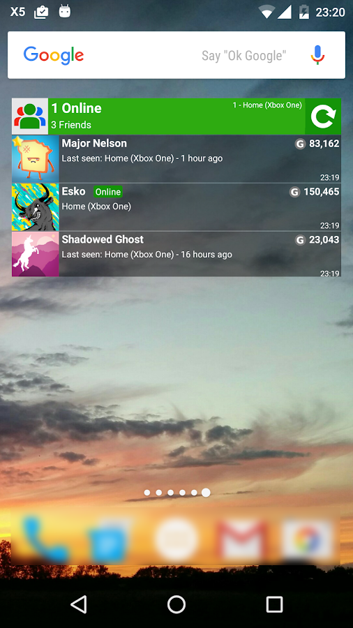 xbox live how to delete friend