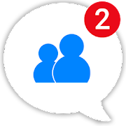 Messenger Pro Lite for Messages,Text & Video Chat