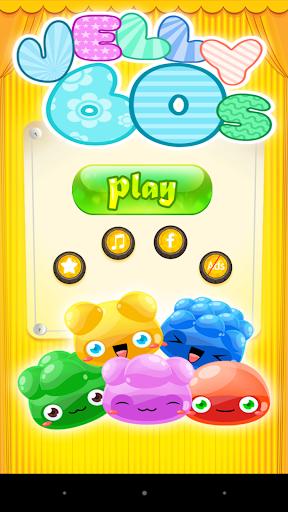 Jelly Rush - match 3
