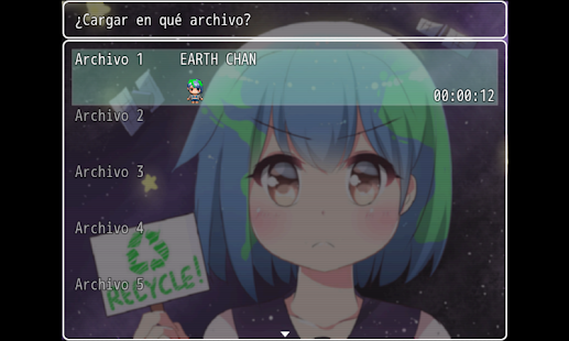 Earth Chan - náhled