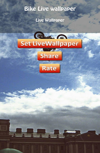 HD Bicycle Live Wallpaper