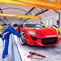 Car Mechanic Simulator: Car Builder Auto Repair 3D icon