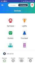 Vivitar Smart Home Security screenshot thumbnail