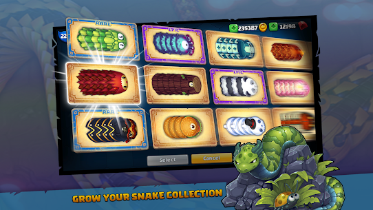 Little Big Snake MOD APK 2.6.14 (VIP Enabled) 3