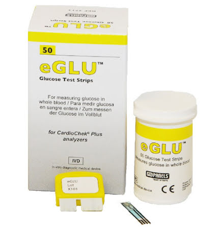 eGlukosstickor - CardioChek Plus