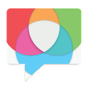 Disa - Message hub for SMS, Telegram, FB Messenger icon