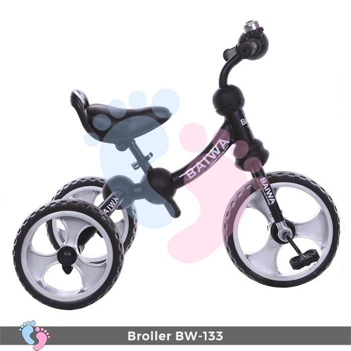Xe đạp 3 bánh Broller XD3-133 8