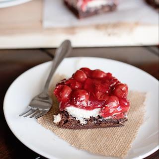Cherry Cheesecake Brownies Recipe