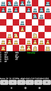 Chess for Android apk screenshot