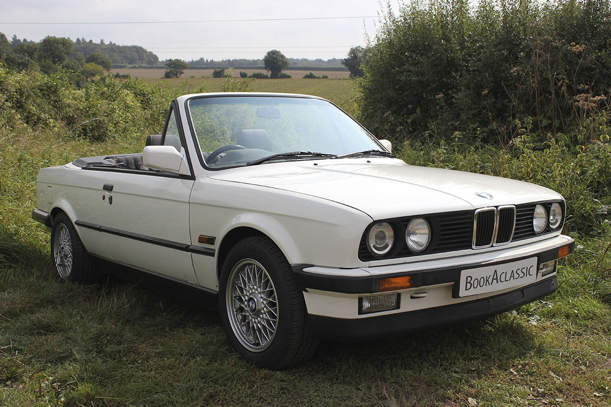 BMW 3 Series Hire Winchester