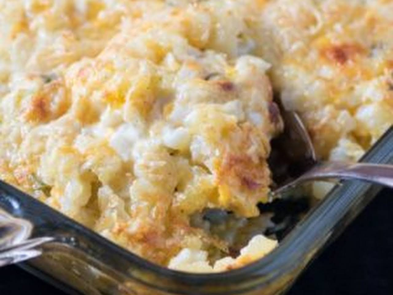 10 Best Hash Brown Casserole With Cream Of Mushroom Soup Recipes Yummly