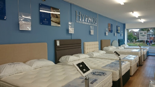 Big Brand Beds Showroom