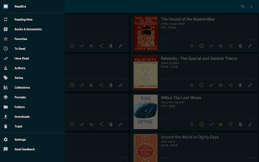 ReadEra - book reader pdf, epub, word screenshot 8