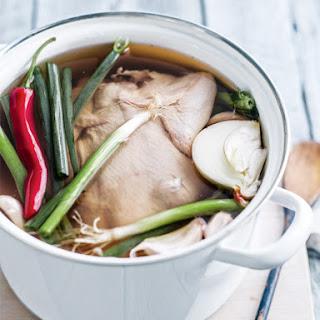 Chicken Master Stock Recipe