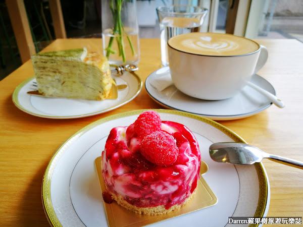 Daisy Cafe/IG打卡療癒系甜點店/網美網紅拍照熱點
