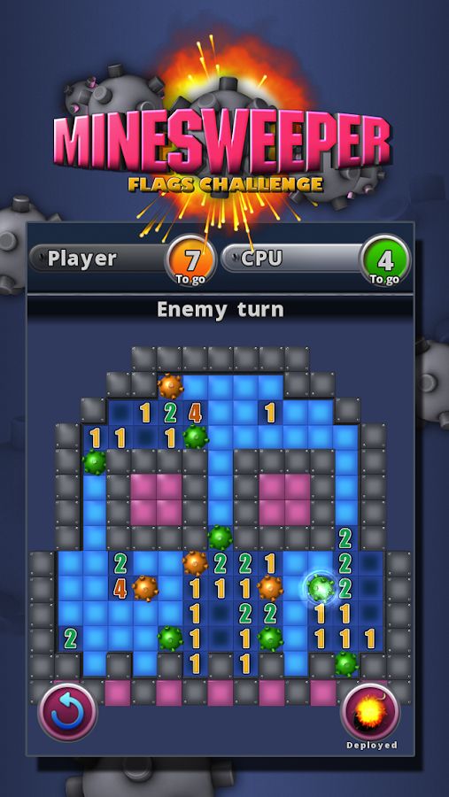 Minesweeper Flags- screenshot