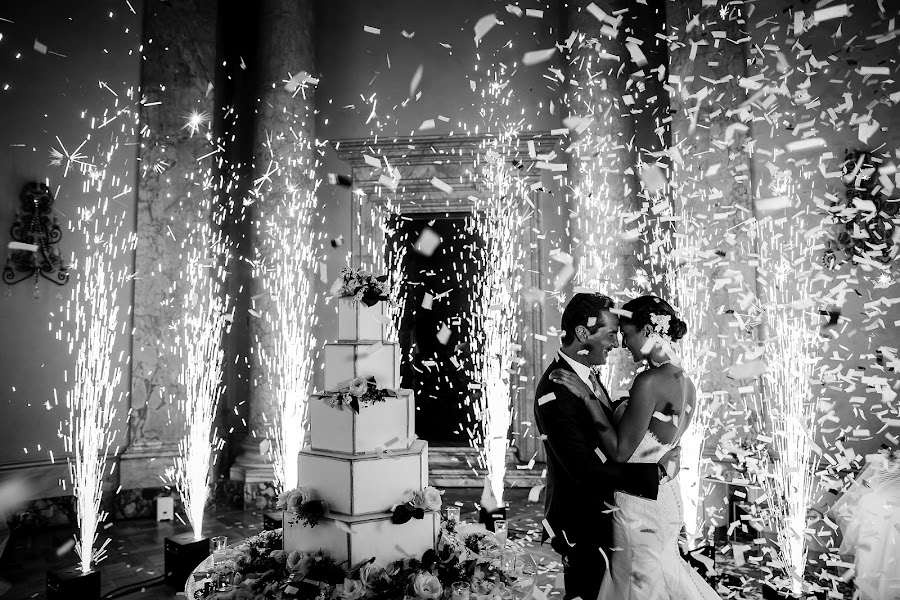 Wedding photographer Massimiliano Magliacca (Magliacca). Photo of 12.12.2018