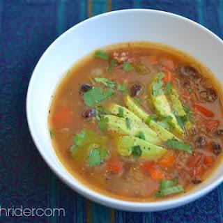 Detoxing Fiesta Soup