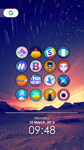 Omlicon - Icon Pack Screenshot