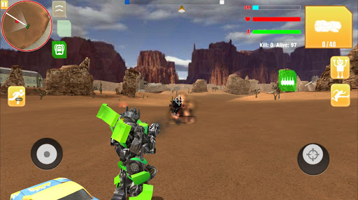 Robot War Free Fire - Survival battleground Squad 1.0 de.gamequotes.net 3