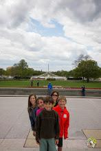 Photo: Le Washington Monument depuis le Capitole