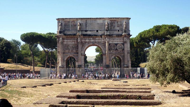 Roma en unas Horas